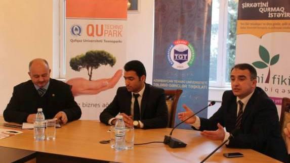 Azərbaycan Texniki Universitetində YFM-nin təqdimatı